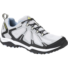 Columbia Peakfreak XCRSN II XCEL Low Outdry Shoes Women Grey Ice/Acid Yellow